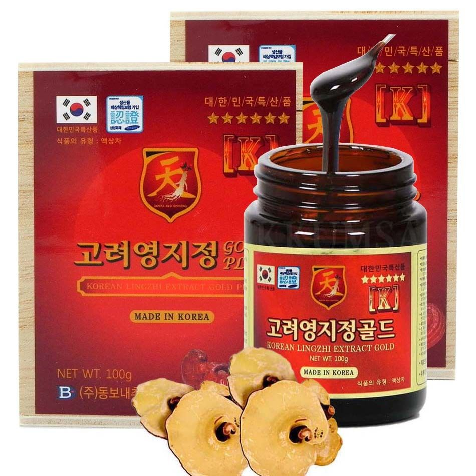 Korean Lingzhi Reishi Mushroom