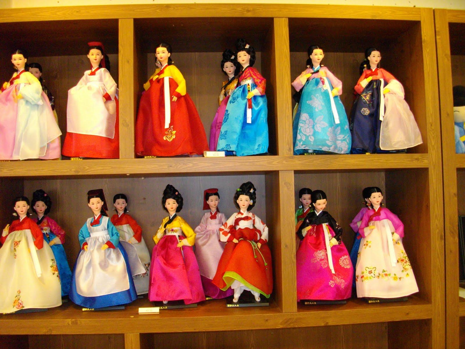 Korean dolls 5