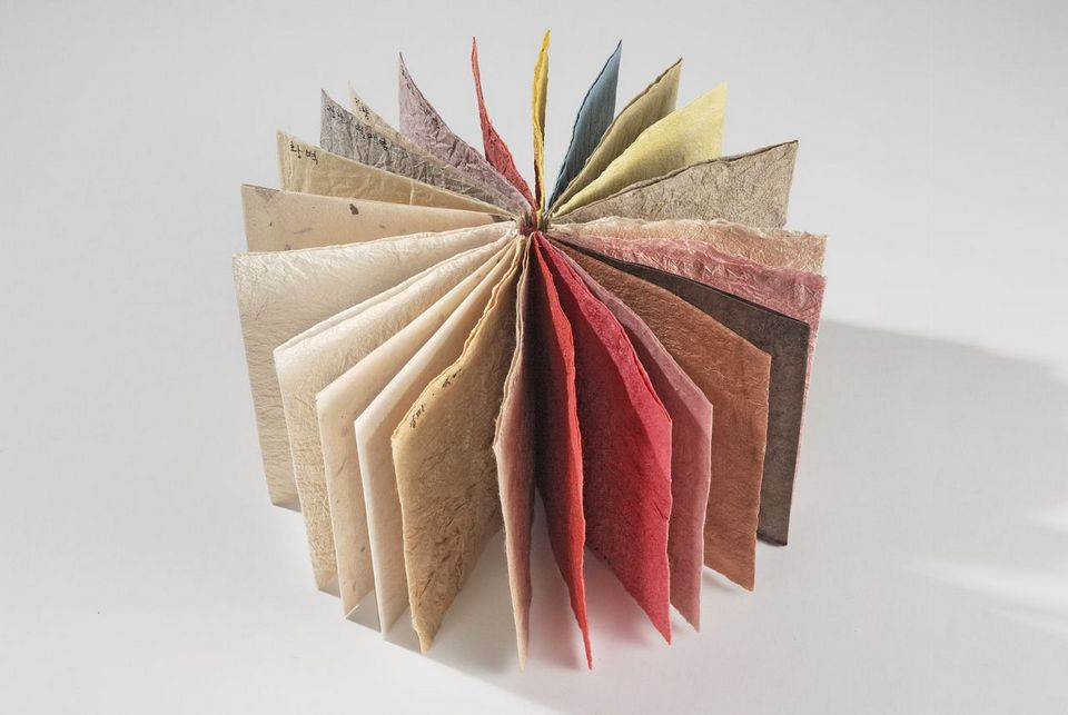hanji paper art Picture: Must buy in Korea blog.