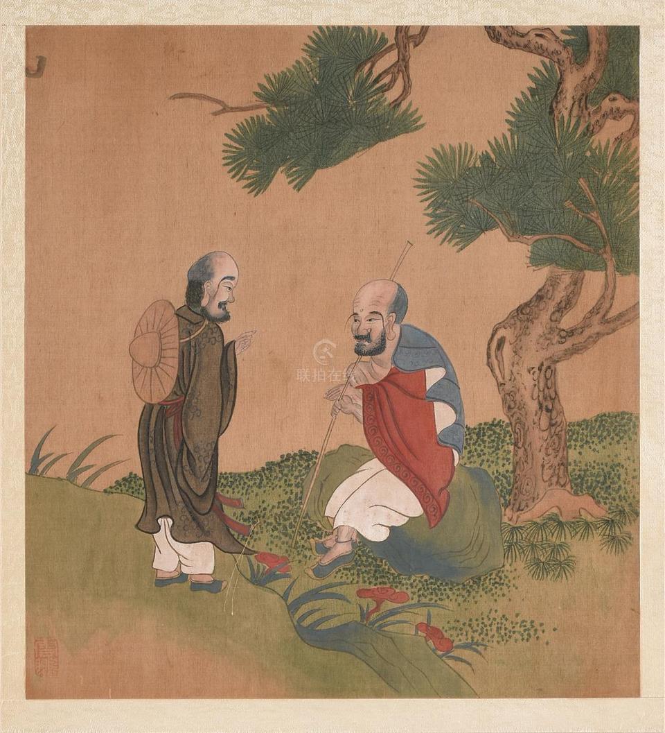 korean silk painting (2)