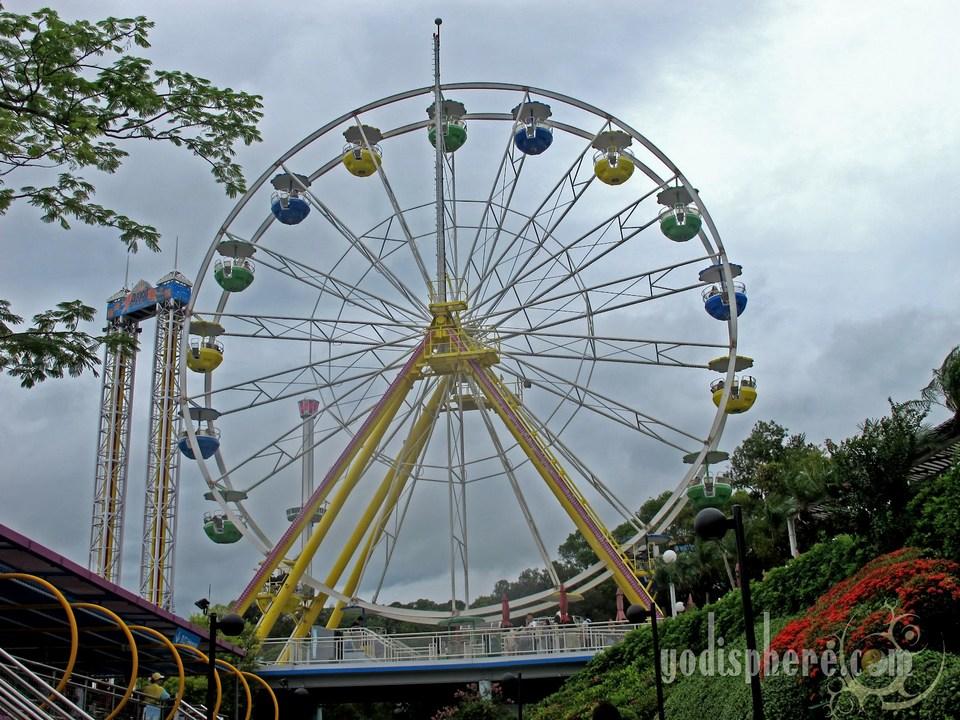 Hong+Kong+Ocean+Park+Ferris+Wheel