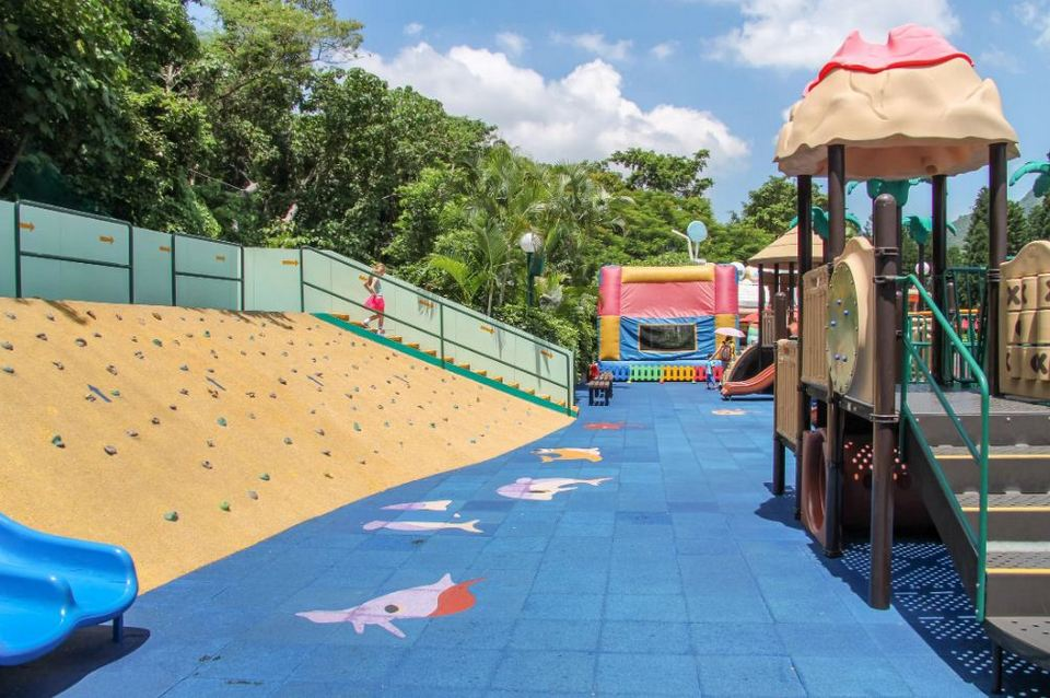 Whiskers harbour playground. Picture: ocean park hk review blog.