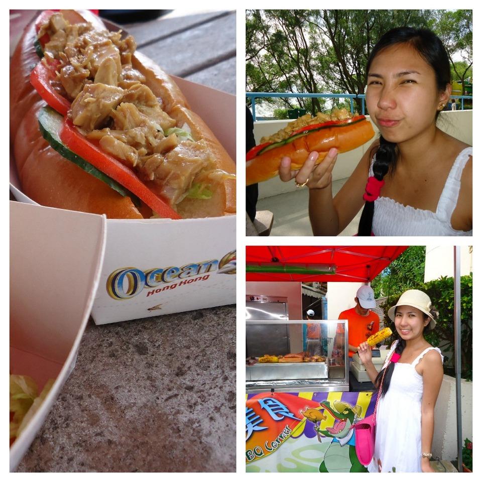 food at ocean park
