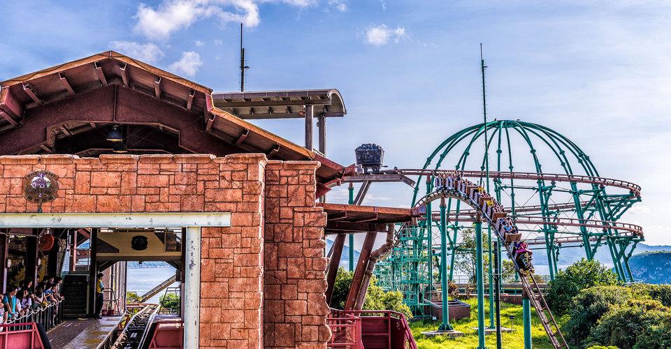 mine_train ocean park
