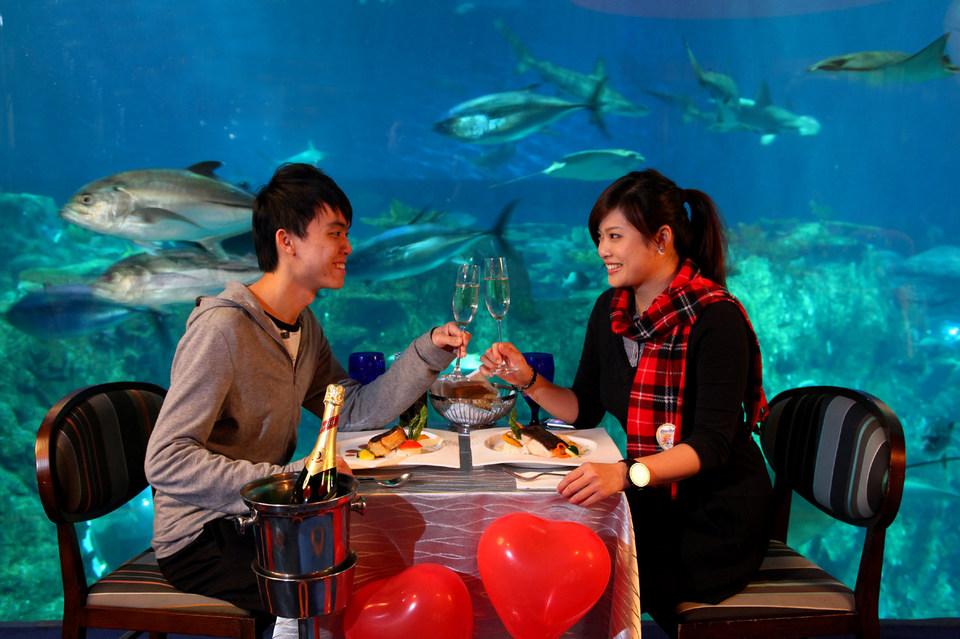 restaurant in ocean park