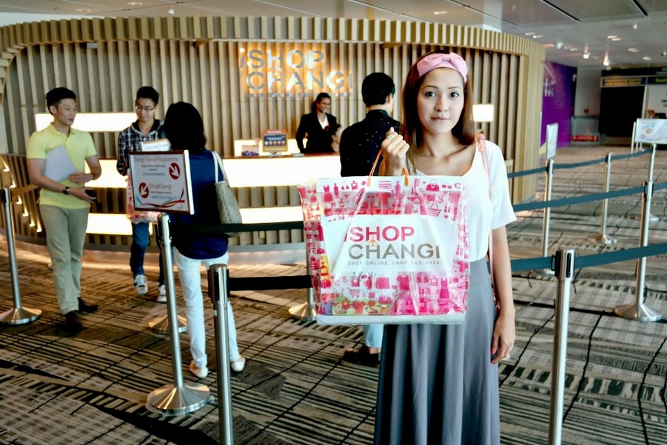 Tax and duty-free shopping at your fingertips with iShopChangi2