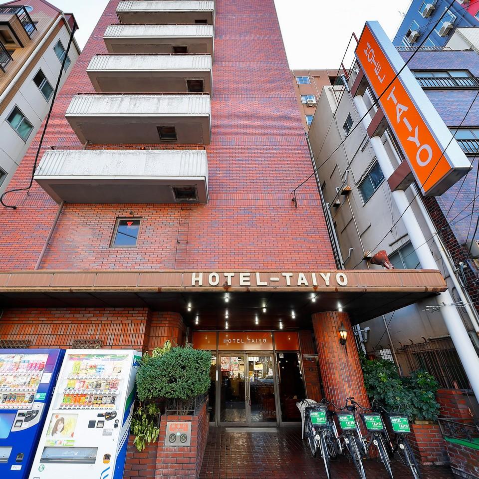 Hotel Taiyo osaka