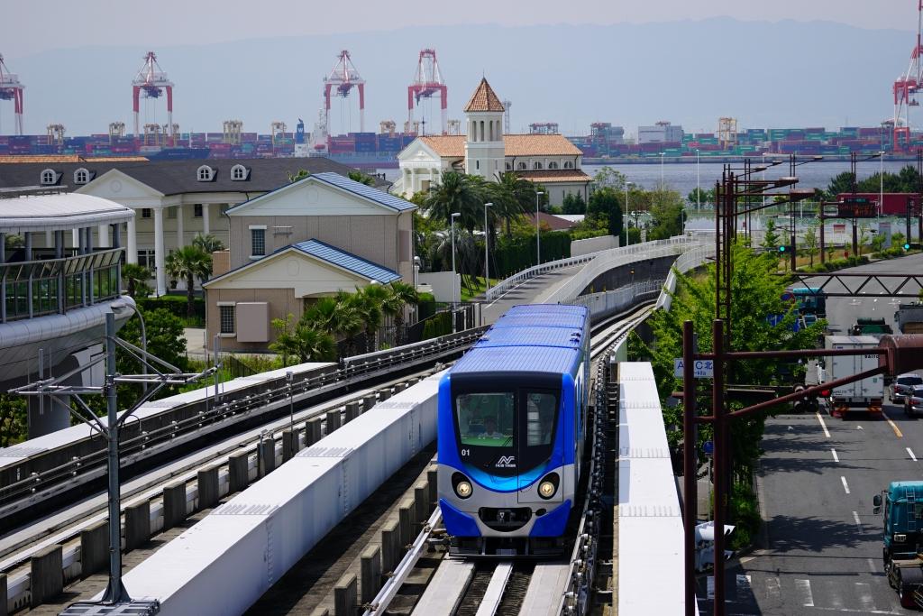 Nankō Port Town Line