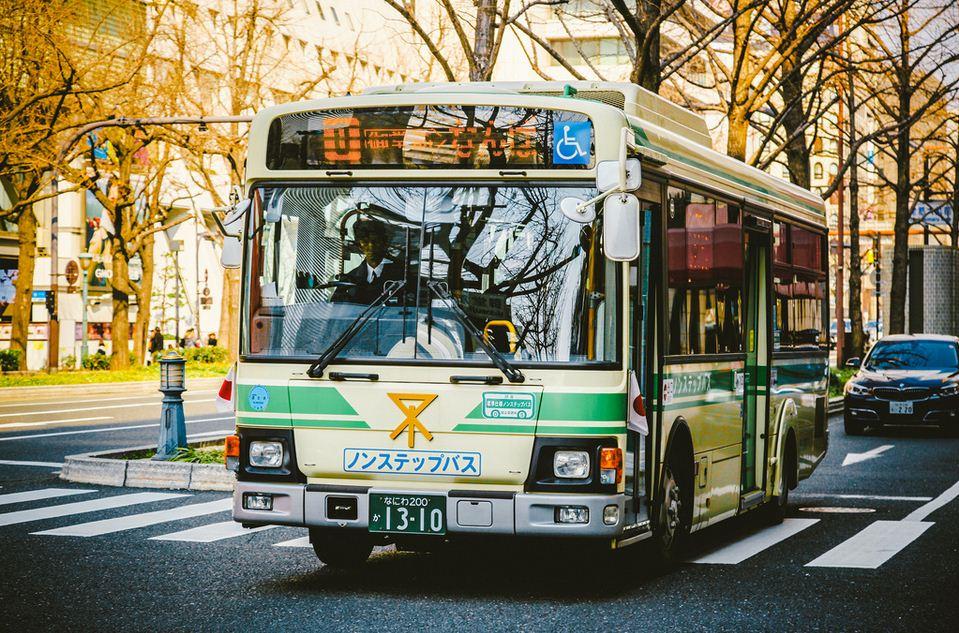 osaka bus