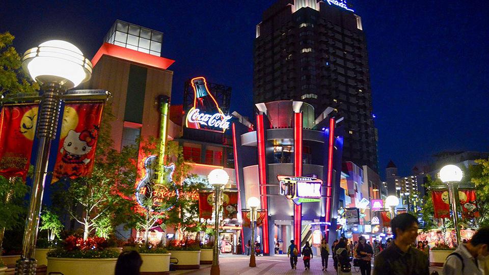 Universal-Studios-CityWalk-Oaska-1