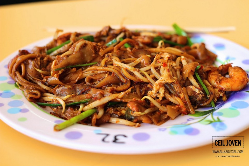 Char Kway Teow – Hill Street Char Kway Teow
