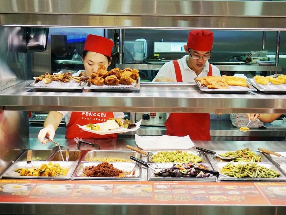 Ponggol Nasi Lemak Centre