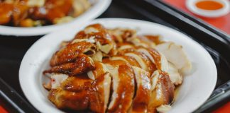 hong kong soy sauce chicken rice3