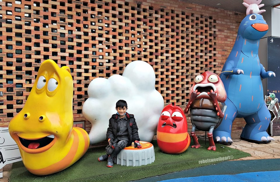 Seoul Animation Center Cartoon Museum cool museums in seoul top museums in seoul (1)
