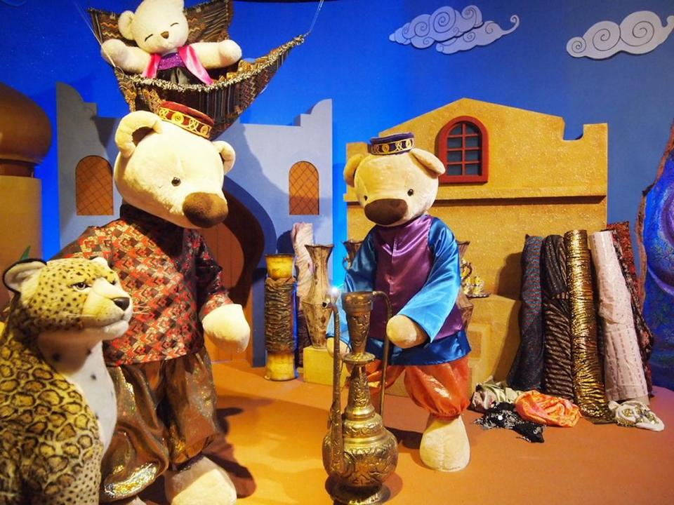 Teddy Bear Museum cool museums in seoul top museums in seoul (1)