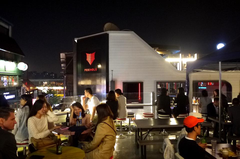 itaewon bar