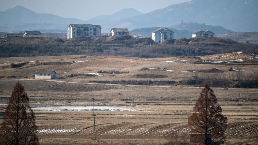 Korean DMZ Dora Observatory