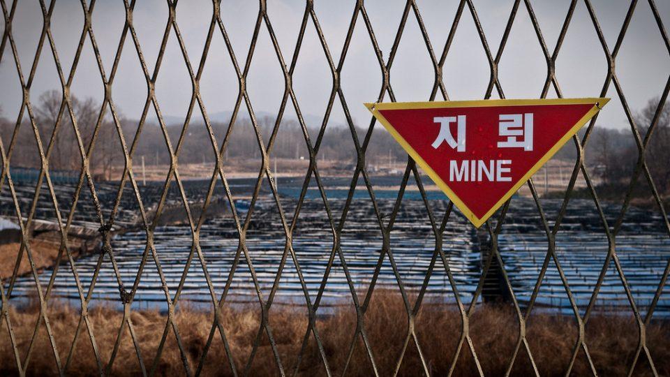 Korean DMZ Demilitarized Zone