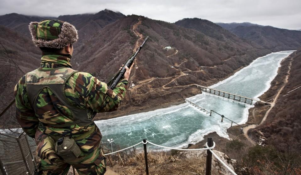 Korean DMZ Demilitarized Zone korea dmz blog.