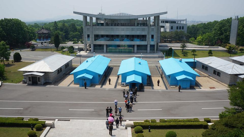 Korean DMZ JSA