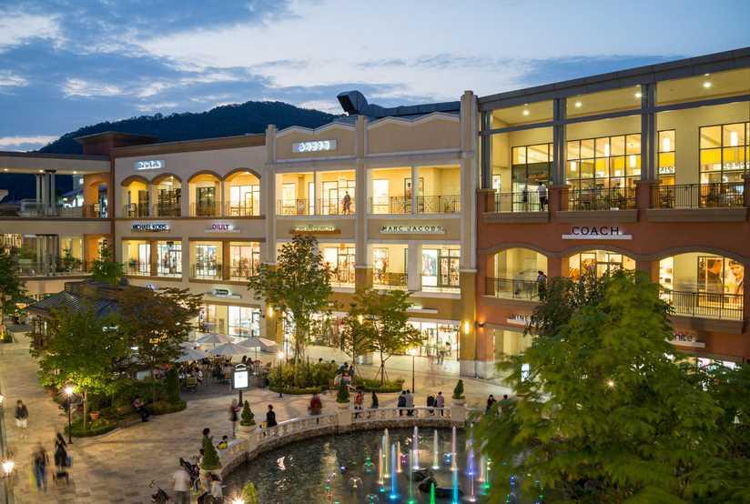 Korean DMZ Tour Premium Outlets Paju