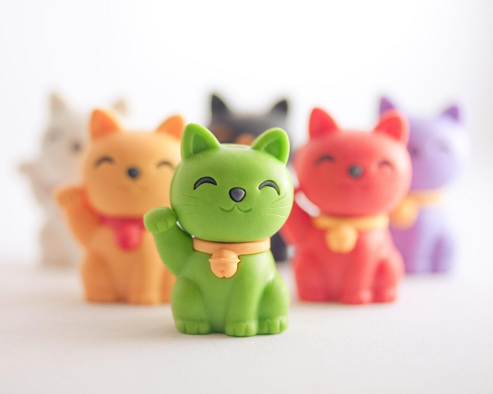 Maneki Neko – Japanese Lucky Cat