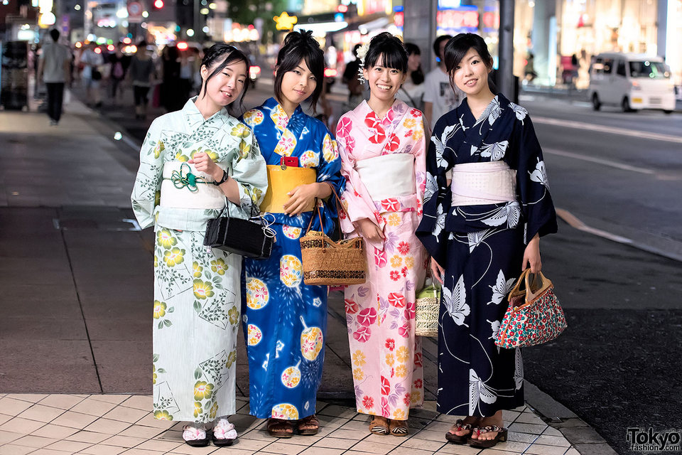 Japan Yukata