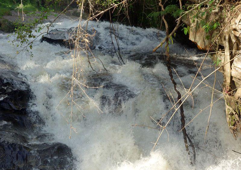 Mae Klang waterfalls