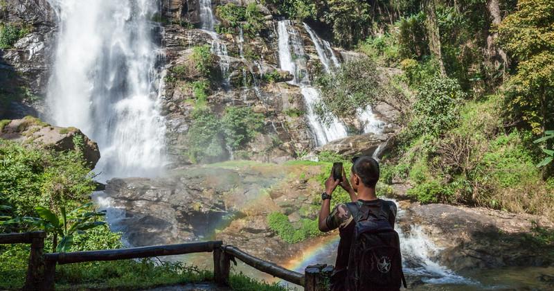 doi inthanon falls