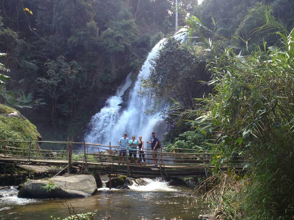doi inthanon trekking