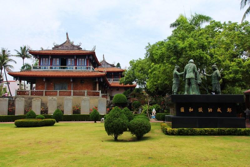 32. Chihkan Tower (Fort Provintia) in Tainan