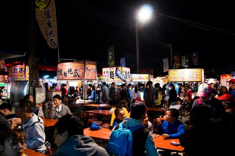 Tainan-Flower-Night-Market