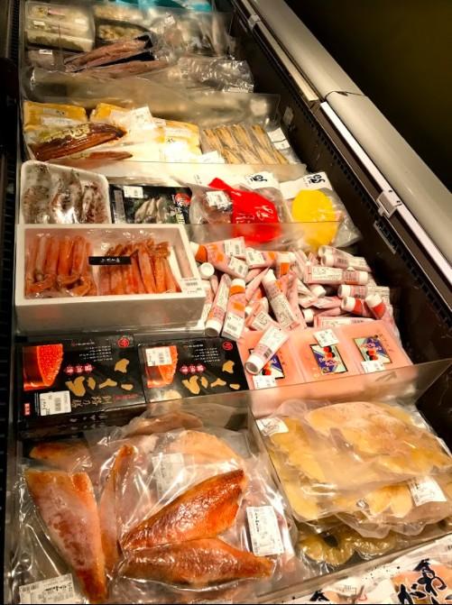 taipei fish market