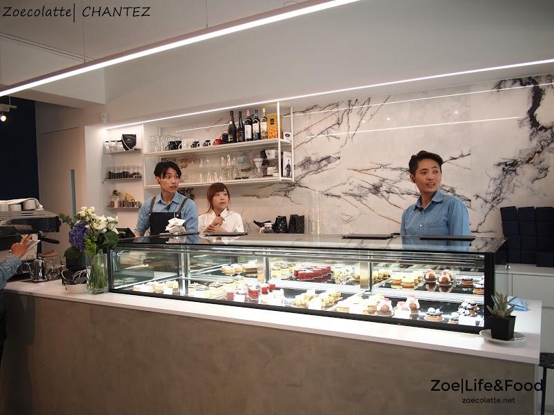 CHANTEZ Pâtisserie taipei (1)