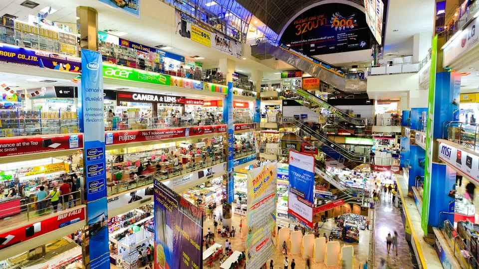 Many people call Bangkok is a shopping paradise because of many items that are affordable too.
