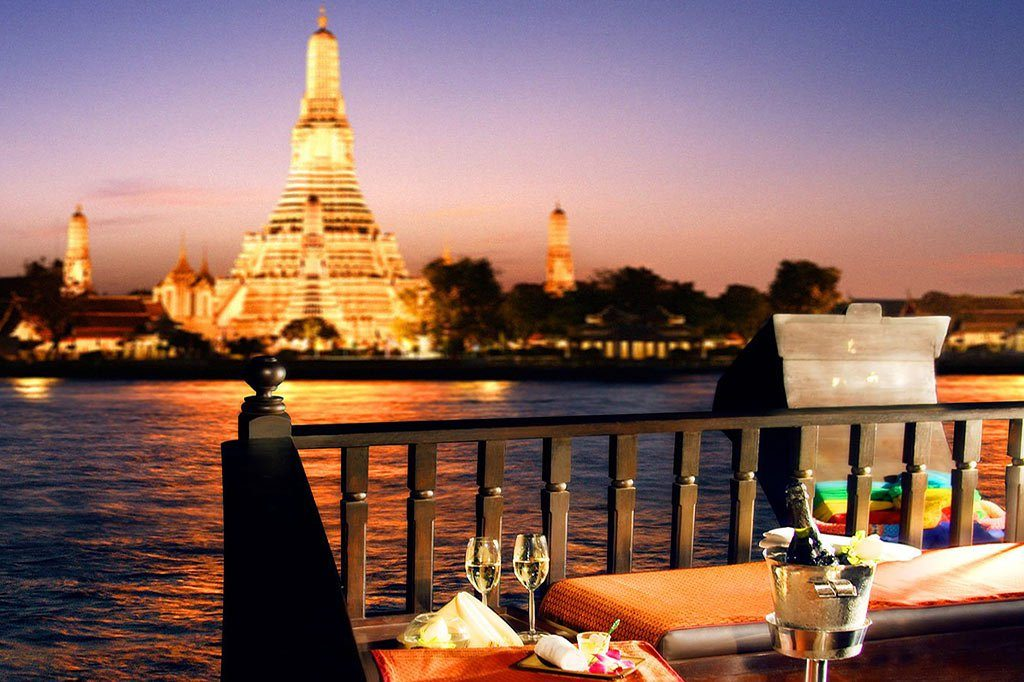 chao phraya dinner cruise