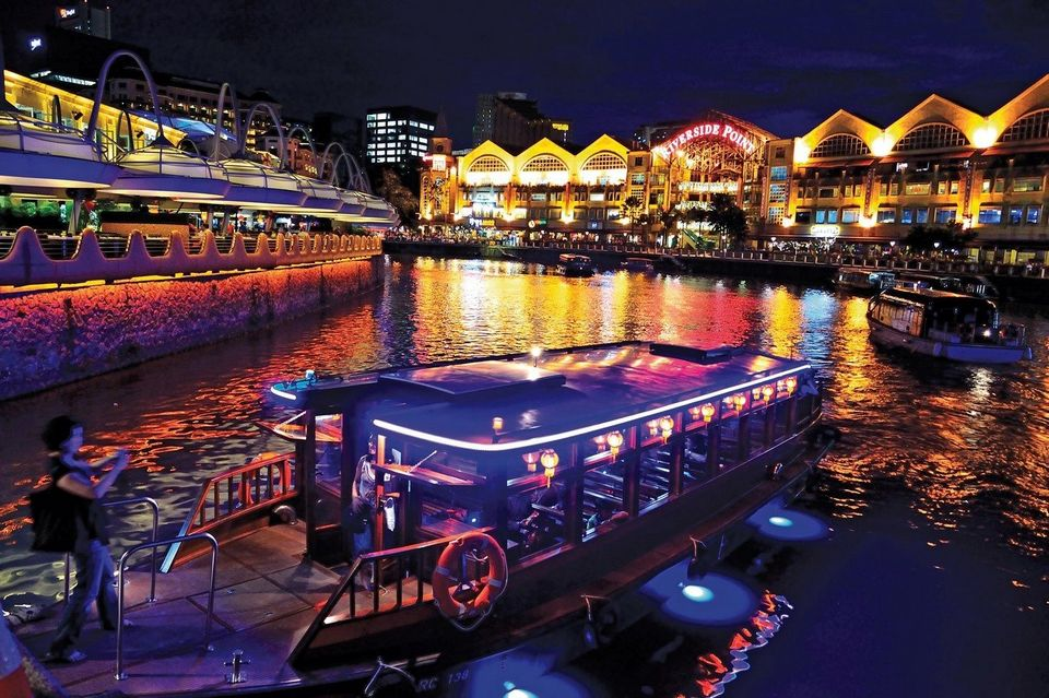 Singapore-River-Cruise