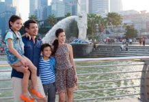 merlion park