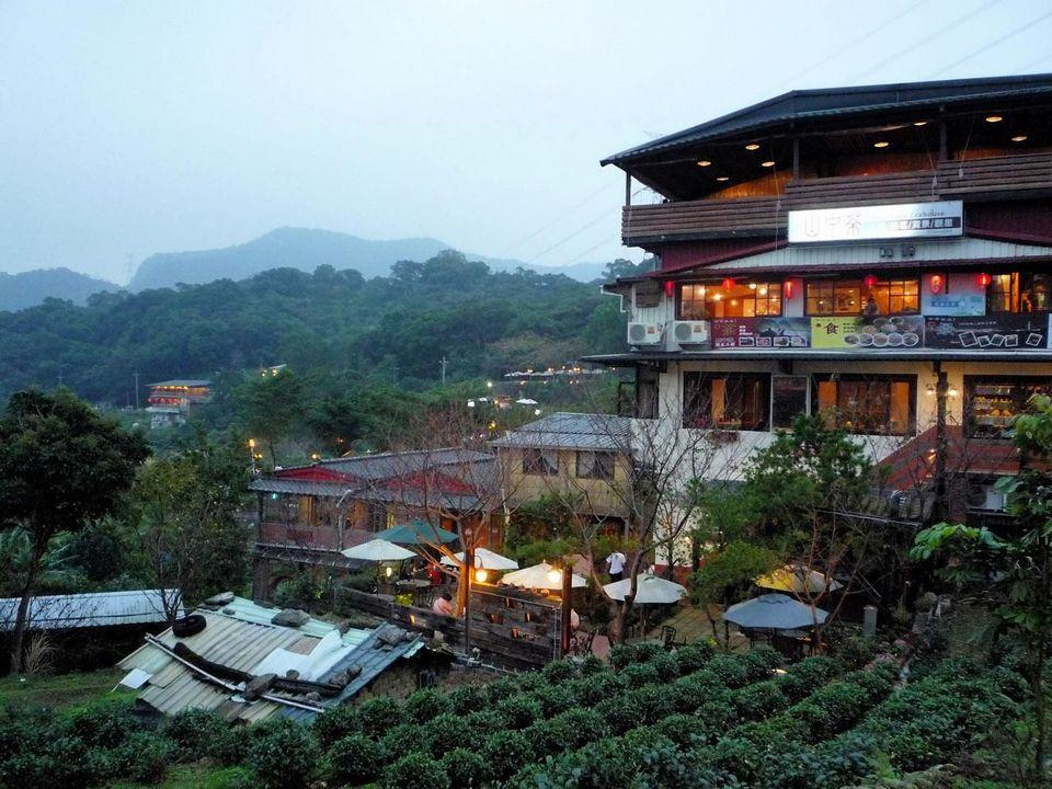 Maokong Teahouse
