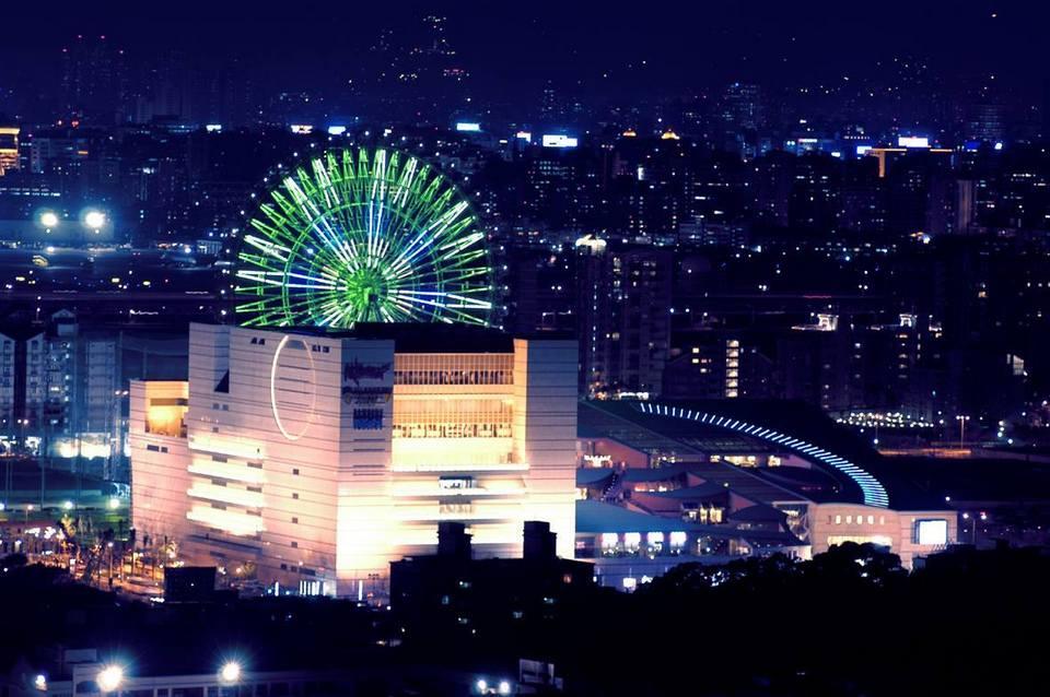 Miramar Entertainment Park Ferris Wheel taipei (1)