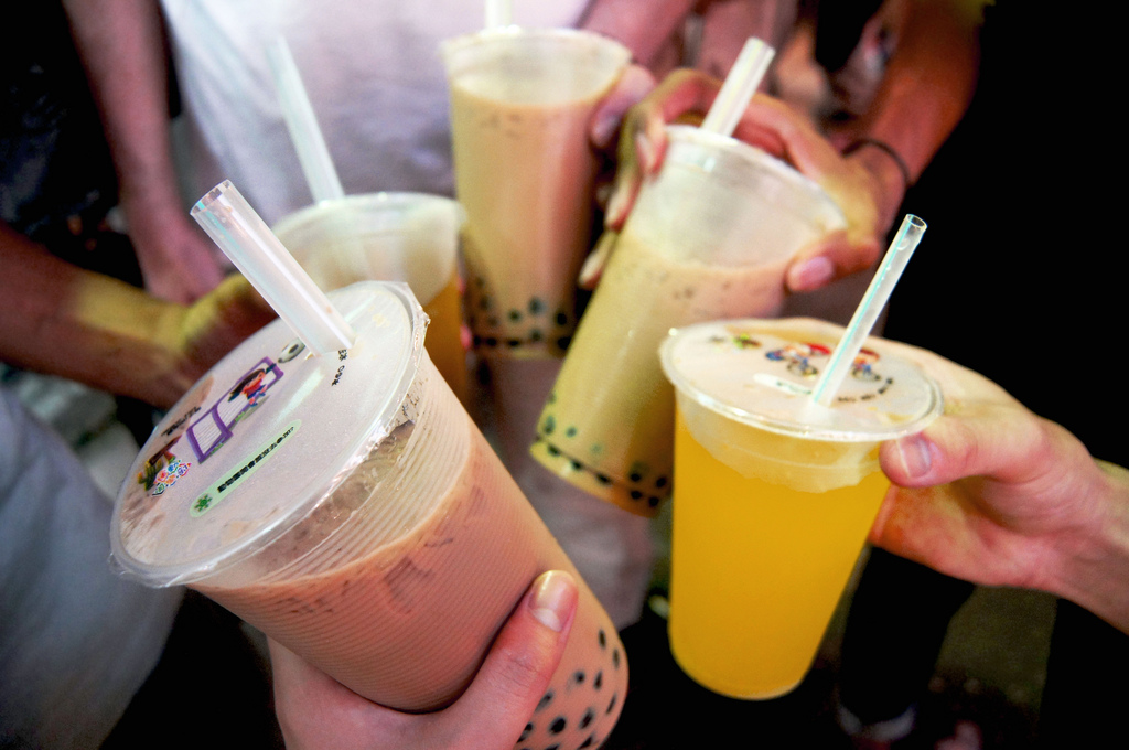 Shilin bubble tea. Bubble tea is the popular Americanized name for Pearl