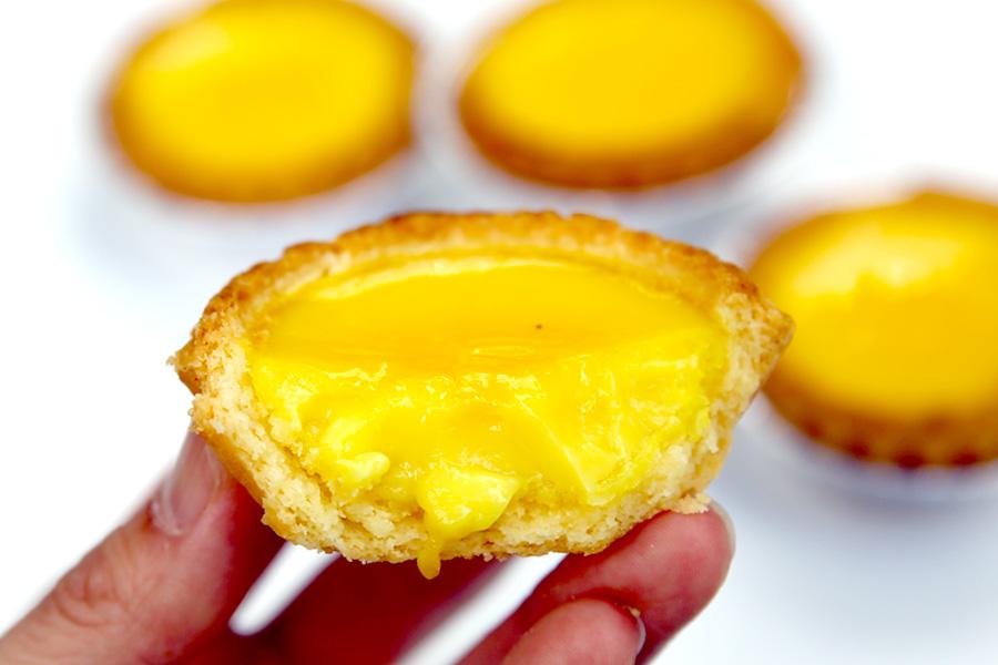 taicheong egg tarts