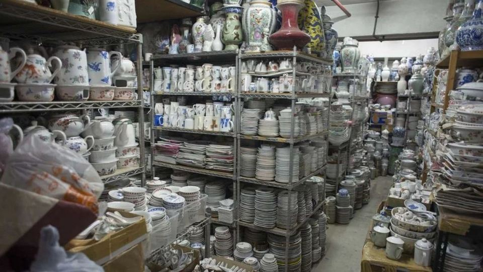 hong kong porcelain