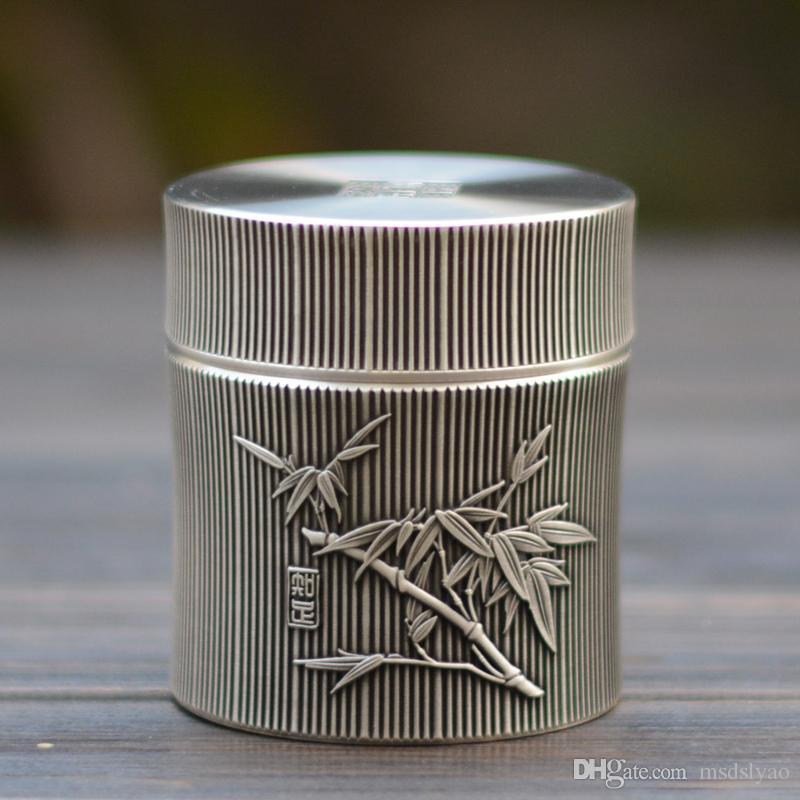 Coffee boxes, Malaysia, tin cans