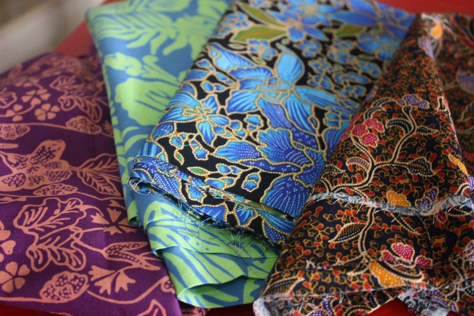 Malaysia Batik paintings