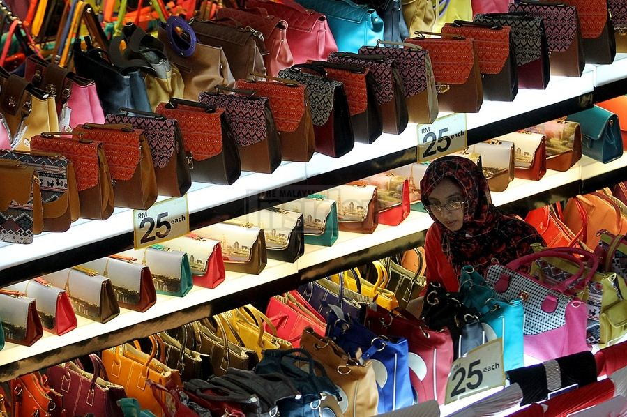 Malaysia is now Asia's affordable shopping destination