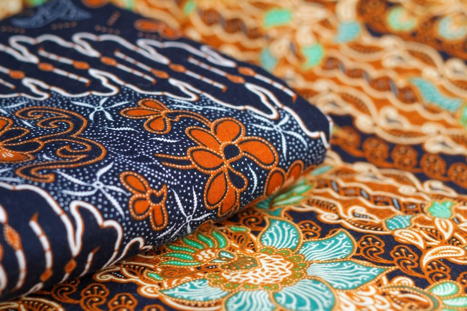 Malaysian-and-Indonesian-Batik
