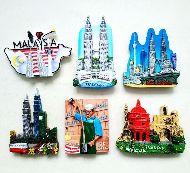 malaysia souvenirs