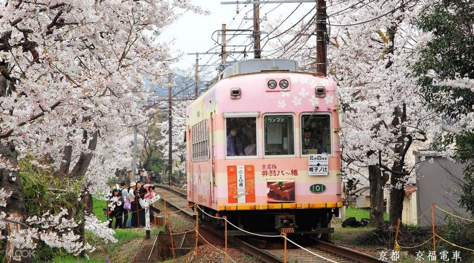 Keifuku Electric Railway (Randen)4