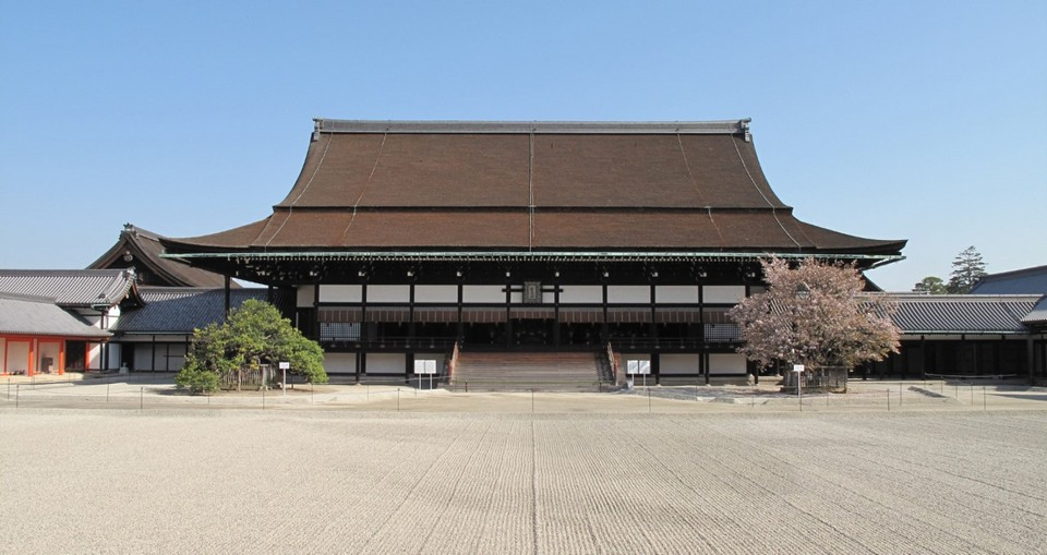 kyoto gosho kyoto imperial palace and park (1)
